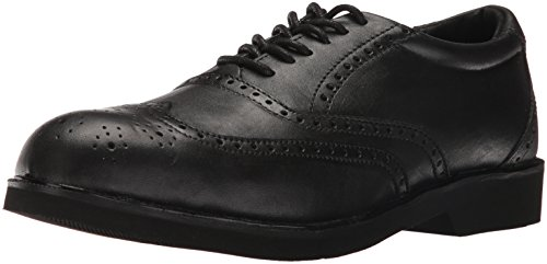Rockport Work Men's RK6741 Work Shoe,Black,10.5 M US