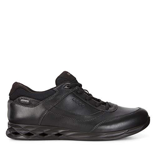 Senderismo Zapatos Para Rise Low Hombre Negro Ecco Wayfly De 1Xxqq5Z