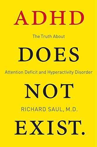 ADHD Does Not Exist Hyperactivity product image