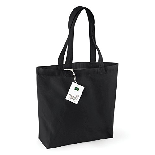 Shopper Westford Organic Shopper Cotton in Orange Mill Black Orange Mill Westford Organic in Cotton TnYfpwR55q