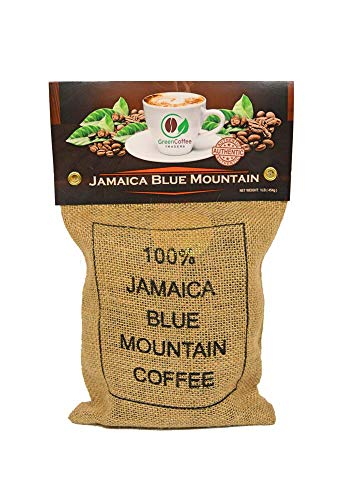 1LB. 100% Jamaica Jamaican Blue Mountain Coffee