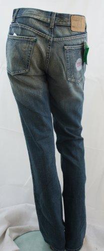 United Colors of Benetton - Jeans - Femme Bleu Bleu 32 W