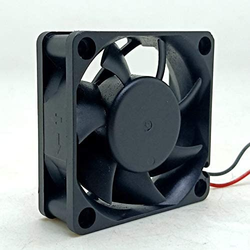 bp602012h cooling fan 60mm 6020 12V double ball mute fan 6cm computer case power cooling fan