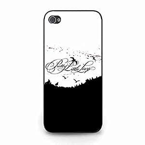 Art Design Pretty Little Liars Logo Phone Skin For IPhone 5c,Pretty Little Liars Phone Funda Cover IPhone 5c,Pretty Little Liars Phone Funda Cover