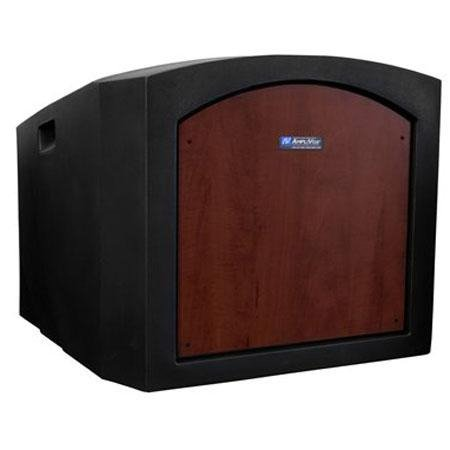 AmpliVox SW3240MH Pinnacle Tabletop Lectern 26w x 23d x 20h ()