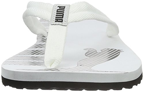Epic 08 V2 Chanclas black Adulto White Blanco Puma Unisex Flip awzqnaHd