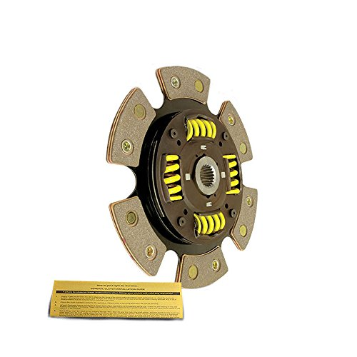 ACT XTREME HDG6 6-PAD SPRUNG CLUTCH FOR DISC 2000-09 Honda S2000 2.0L 2.2L F20C F22C