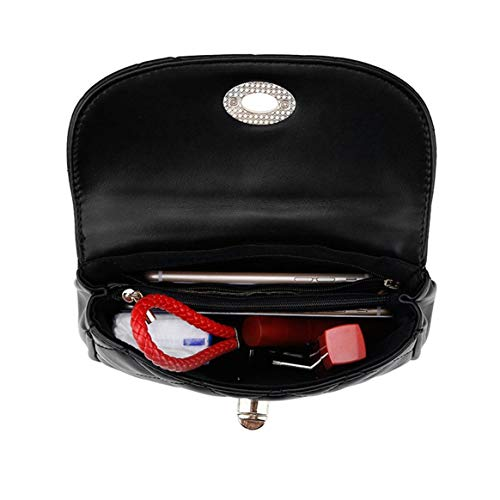 coser la Bolsa almacenamiento de Rhombus cintura Moda exquisito correa las bolso multifuncional de y ajustable cintura cerrojo de Plaids de mujeres con TEwqwPp