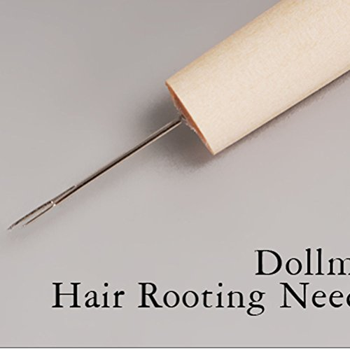 Dollmore] OOAK Gold Hair Rooting Tool - Ver.M (1mm) 2ae