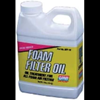 Uni uff-100 Filtro de espuma aceite (uff-100 (171 G): Amazon.es ...