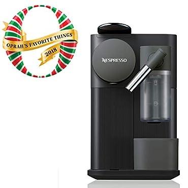 Nespresso Lattissima One by De'Longhi, Black