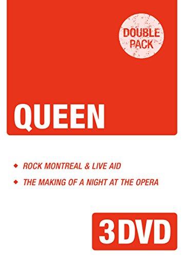 クイーン / ライヴ・イン・モントリオール 1981&ライヴ・エイド 1985 [30周年記念エディション]+メイキング・オブ・オペラ座の夜