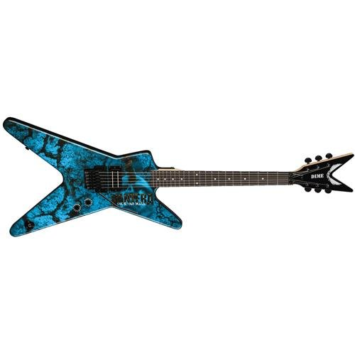 Dean Dimebag Far Beyond Driven ML Electric Guitar, Pantera (Dean Bolt Black Dime)