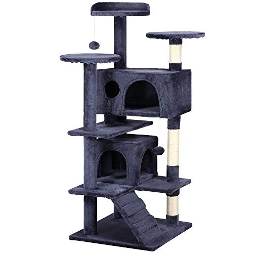 Which are the best kitty condo scratching post available in 2019?