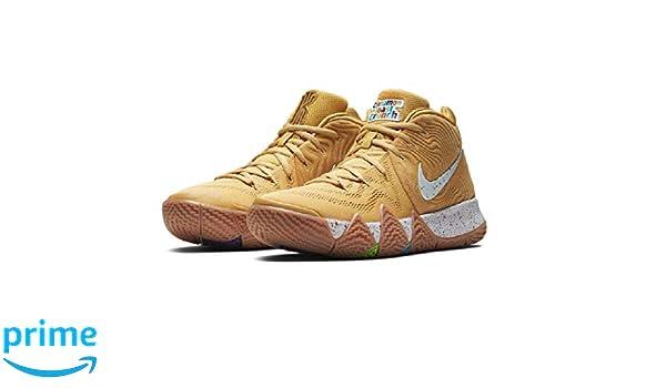 wholesale dealer ca04f ac974 Nike Kyrie 4 IV Cinnamon Toast Crunch CTC BV0426-900 Size 11.5