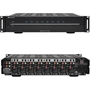 Russound D1650 8 Zone 16-Channel 50W Multiroom Amplifier