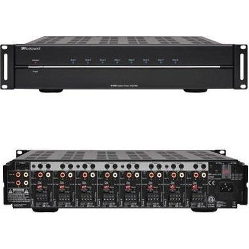 Russound D1650 16 Channel Amplifier 8 Channel Digital Amplifier