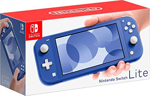 Nintendo Switch Lite – Blue
