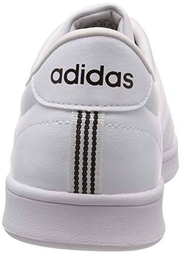 Femme Clean Adidas negbás Fitness QtChaussures Blancftwbla Advantage De 000 OPukiTXZ