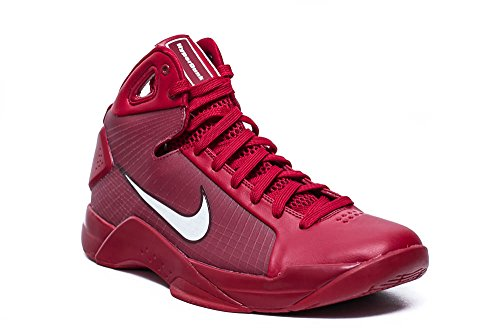 Nike Hyperdunk 08 Mens Basketball Shoes Gym Red White 820321 601 (6.5)