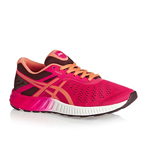 Asics Fuzex Lyte T670n-9901, Zapatillas Unisex Adulto Red