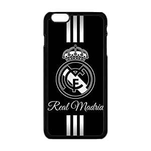 Happy Real Madrid Cell Phone Case for Iphone 6 Plus