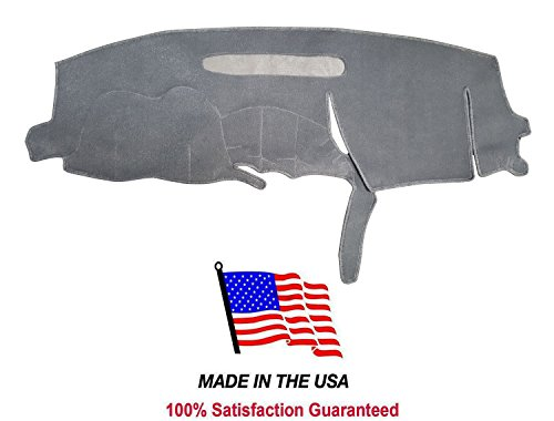 1999-2005 Pontiac Grand AM Dash Cover Carpet PO16 (Gray)