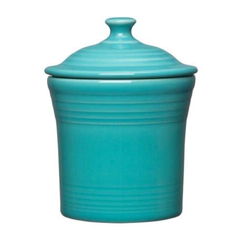 Homer Laughlin 107-969 Utility/Jam Jar, Turquoise