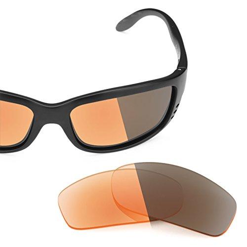 Opciones para Zane repuesto Fotocromático Revant — Elite Costa múltiples Naranja de Adapt Lentes w4pxqO0