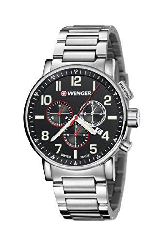 WENGER ATTITUDE CHRONO Men's watches 01.0343.105