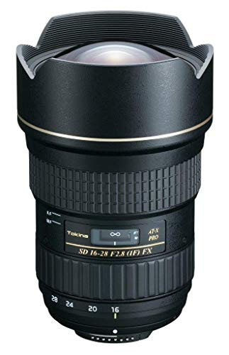 Tokina AF 16-28mm f/2.8 at-X PRO FX Lens for Nikon