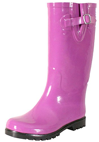 Brilliant  Women S And More Rain Boots Rain Boots Women S Penguins Purple