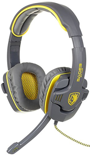 Sades_equips Version Headphone Computer Microphone