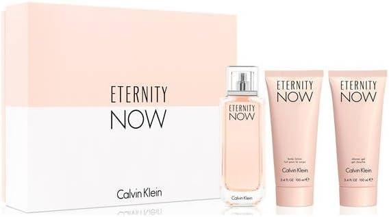 Calvin Klein - Estuche de regalo eau de parfum eternity now: Amazon.es: Belleza