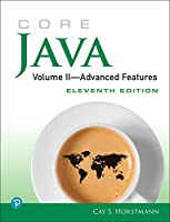 Core Java, Volume II–Advanced Features (11th Edition) Front Cover