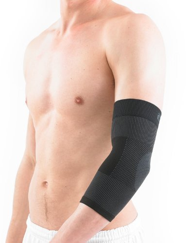 Neo G Airflow Elbow Support Medium- Medical Grade, Breathable, Slimline Design by Neo-G