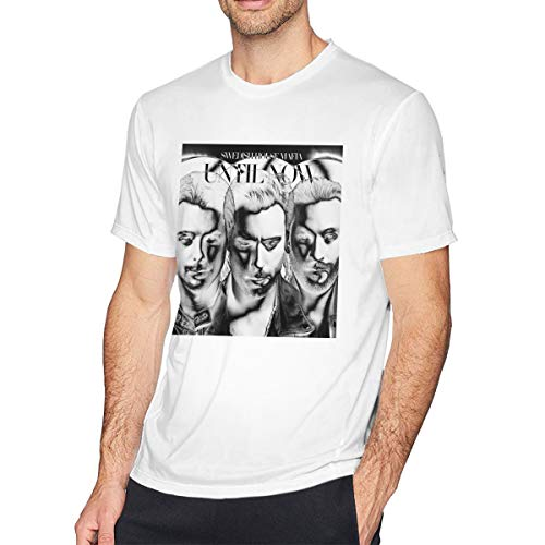 YumeeTshirt Man Swedish House Mafia Gorgeous Shirts S White