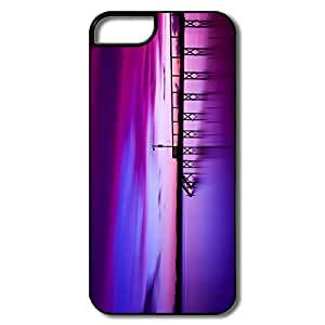River Ghosts IPhone 5 /5s Case, Customize Cool Design For IPhone 5