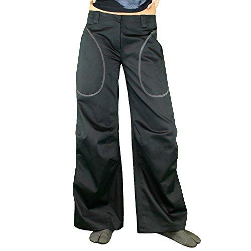 TRAZITA - Pantalón - para mujer negro