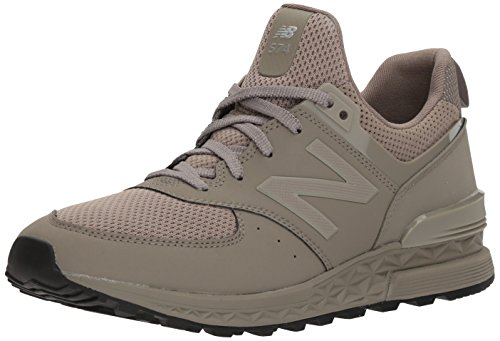 New Balance Ml574v2, Baskets Homme, Red Beige Clair