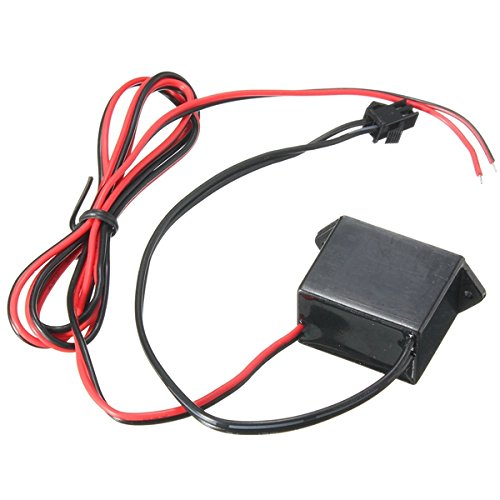 DC 12V Drive Controller For 1-10M LED Strip Light El Wire Glow Flexible Neon Decor