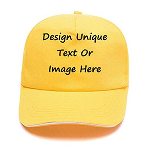 ed Trucker Hats Customized Adjustable Snapback Baseball Caps ()