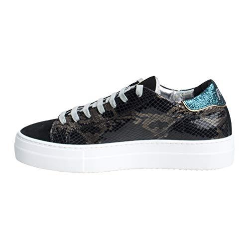 multicolor donna basse Sneakers P448 A8thea da tqS0xgwx