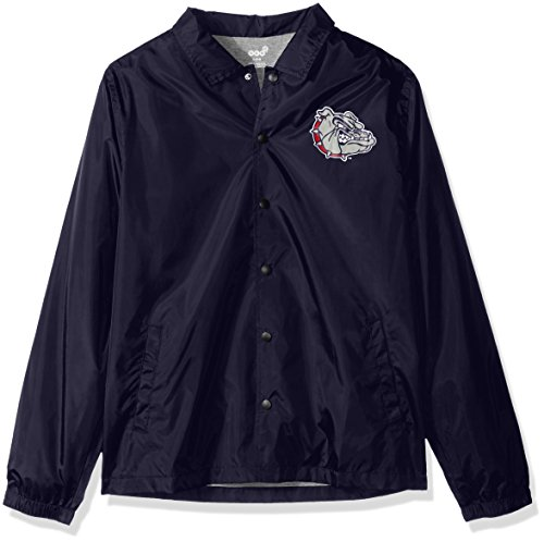 Gonzaga Bulldogs Jacket (NCAA Gonzaga Bulldogs Adult Men
