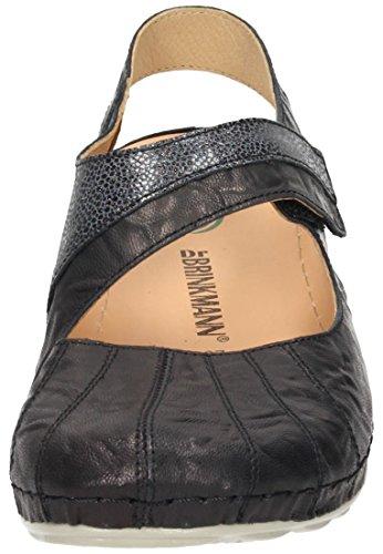 Ballet Dr Schwarz 710846 Womens Flats Brinkmann tZTq1