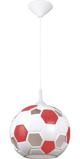 Lampex. Lampara Cerámicoa, cuarto infantil, balon deportivo pelota ...