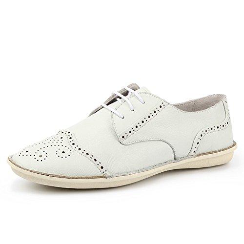 oleada salvaje tallada zapatos del ocio/Zapatos de verano ventilación Inglaterra lazo de los hombres A