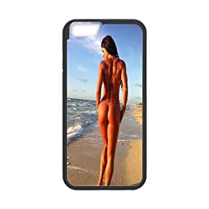 Sexy girl,sexy woman,bikini lady,Female body art series protective cover For Apple Iphone 6 Plus 5.5 inch screen Cases SEXY-021-U53628