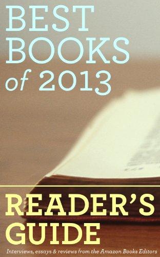 Best Books of 2013: Reader's Guide