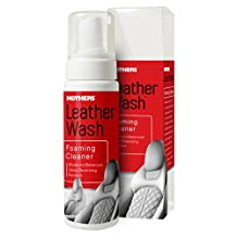 Mothers 06410 Leather Wash Foaming Cleaner - 8 oz.
